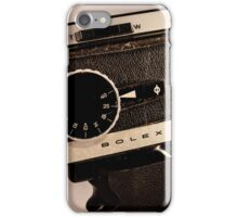 Bolex 250  iPhone Case/Skin