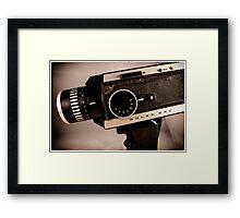 Bolex 250  Framed Print