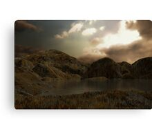 The Moors Canvas Print