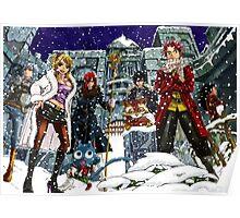 FT winter Poster