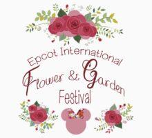 Epcot International Flower and Garden Festival by yaney85