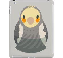Cockatiel Nesting Doll iPad Case/Skin