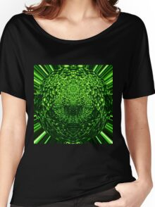 Green Bubble Being Women's Relaxed Fit T-Shirt