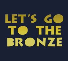 Let's go to the Bronze Kids Tee