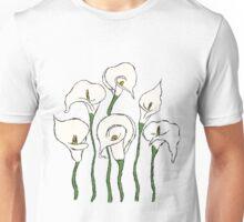 Calla Lillies Unisex T-Shirt