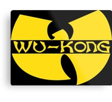 Wukong Top Ain't Nuttin' to **** Wit! Metal Print