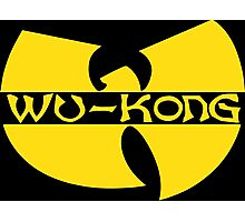 Wukong Top Ain't Nuttin' to **** Wit! Photographic Print