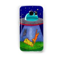 Aliens Want Kitties Samsung Galaxy Case/Skin