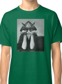 Crowley Cat Classic T-Shirt