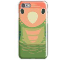 Lovebird Nesting Doll iPhone Case/Skin