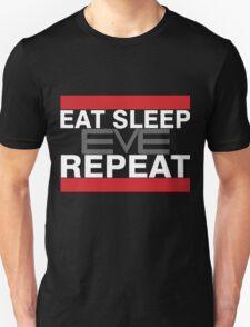 Eat Sleep EVE Repeat T-Shirt