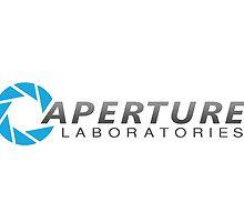 Aperture Laboratories Blue by MisterStricker