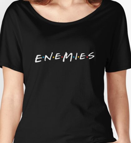Enemies Women's Relaxed Fit T-Shirt