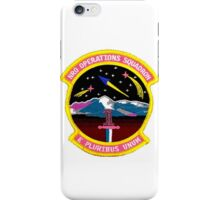 NRO Operations Squadron iPhone Case/Skin