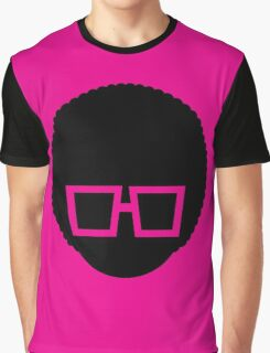 Party Icon - Face Graphic T-Shirt