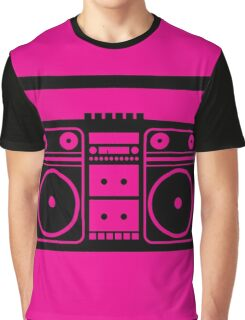 Party Icon - Music Graphic T-Shirt