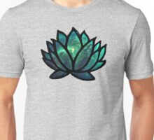 Galaxy Lotus Yoga Unisex T-Shirt