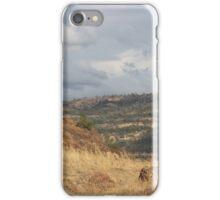 Upper Bidwell trail - Chico, CA iPhone Case/Skin