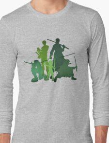 Roronoa Zoro (One Piece) Long Sleeve T-Shirt