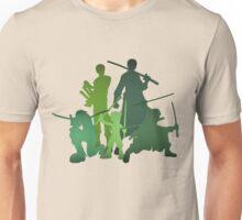 Roronoa Zoro (One Piece) Unisex T-Shirt