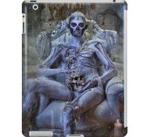 his majesty iPad Case/Skin