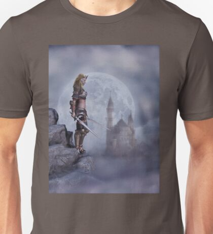 The Edge Of Time Unisex T-Shirt