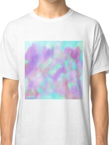 Psychedelic Watercolor Classic T-Shirt