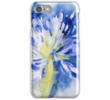Agapanthus 1 iPhone Case/Skin