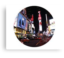 NYC - Times Square Canvas Print