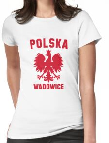 WADOWICE Womens Fitted T-Shirt