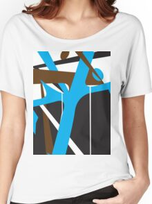 Air and Earth Women's Relaxed Fit T-Shirt