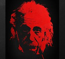 Albert Einstein - No problem can be solved ... by Serge Averbukh