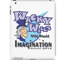 WACKY WILL'S iPad Case/Skin