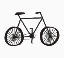 Ride a Bike One Piece - Short Sleeve