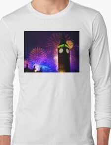 Happy New Year !! Long Sleeve T-Shirt
