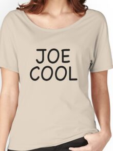 Joe Cool – Snoopy Shirt/Sweatshirt, Cosplay Women's Relaxed Fit T-Shirt