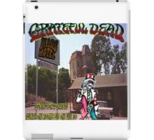 Welcome to the Mars Hotel iPad Case/Skin