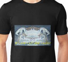 It's Fun Catching Crabs! Unisex T-Shirt