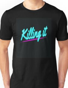 Killing it - Hotline Miami Unisex T-Shirt