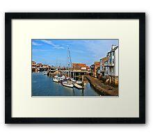 Seafaring History  Framed Print