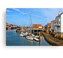 Seafaring History  Canvas Print