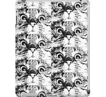 What do you mean I'm looking at you funny? iPad Case/Skin