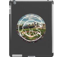 Chicago Cubs Stadium Logo iPad Case/Skin
