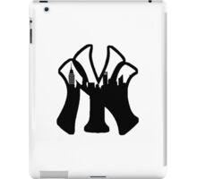 New York Yankees Skyline Logo iPad Case/Skin