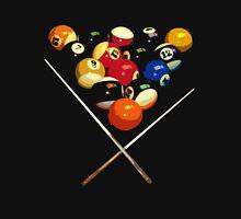 pool billard, billard balls Unisex T-Shirt