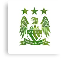 Football Club 14 Canvas Print