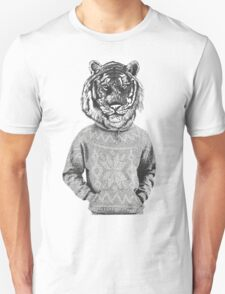 Hipster urban tiger T-Shirt