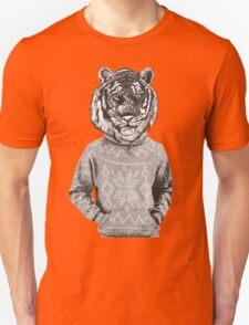 Hipster urban tiger Unisex T-Shirt
