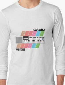 Casio Vl-Tone keyboard Long Sleeve T-Shirt