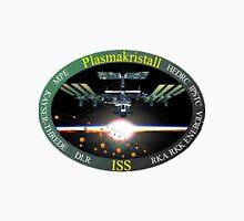 Plasma-Crystal-Experiment Program Logo Unisex T-Shirt